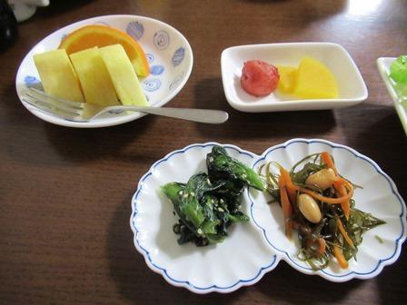 おさんぽ日和朝食16