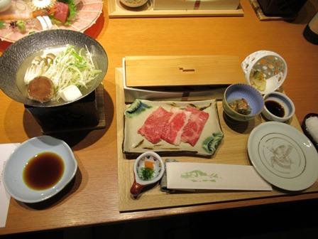 レジーナリゾート長浜夕食5