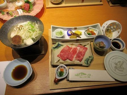 レジーナリゾート長浜夕食16