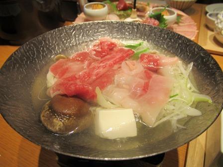 レジーナリゾート長浜夕食29