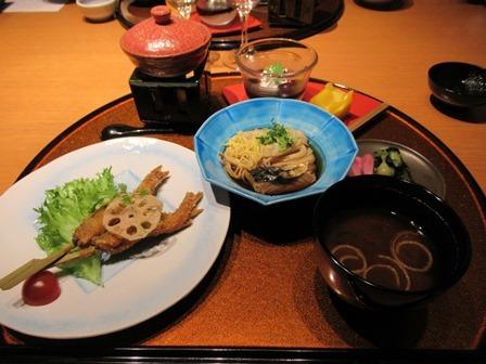 レジーナリゾート長浜夕食32
