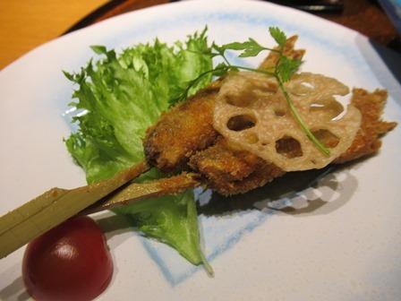 レジーナリゾート長浜夕食35