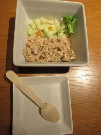 びわますの蒸し焼 (3)