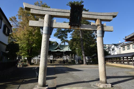 大曽根八幡神社②