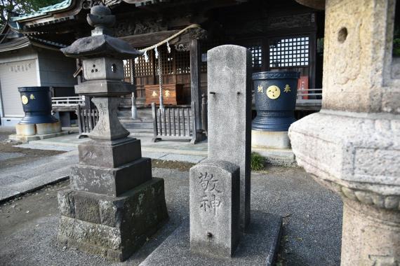 大曽根八幡神社⑥