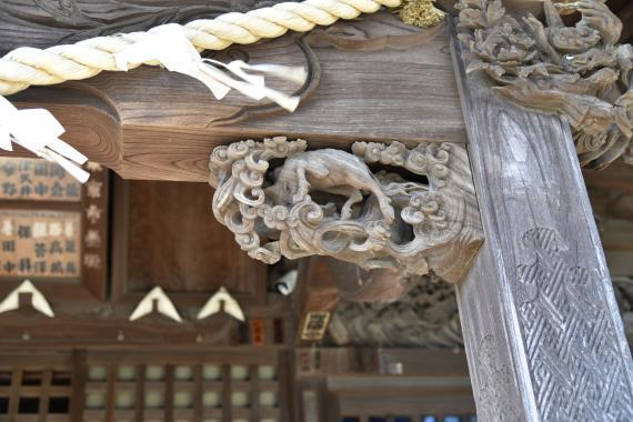 大曽根八幡神社⑦