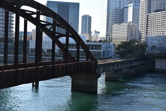 晴海橋梁⑩