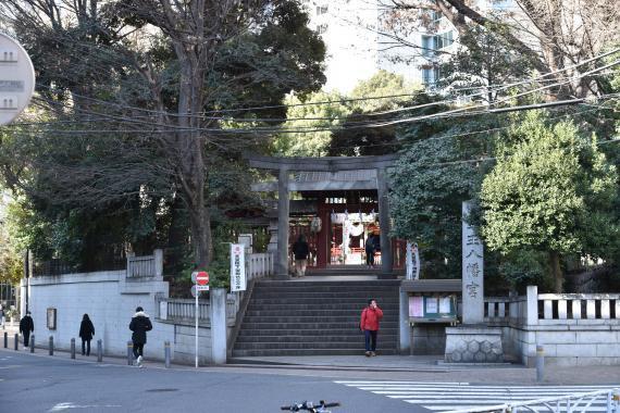 金王神社②