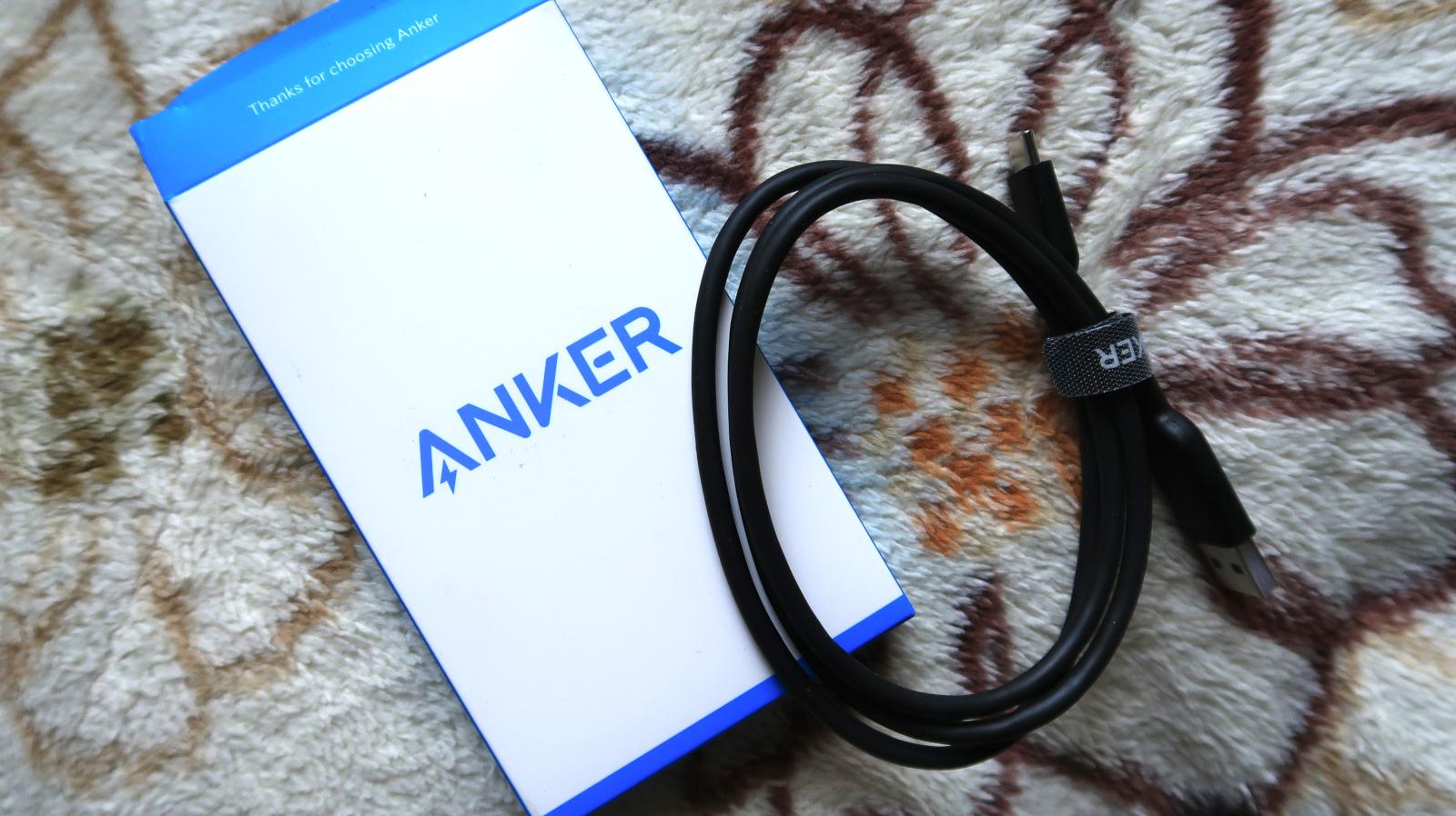 Anker PowerLine II USB-C & USB-A 3.1(Gen2) ケーブルは有用か?
