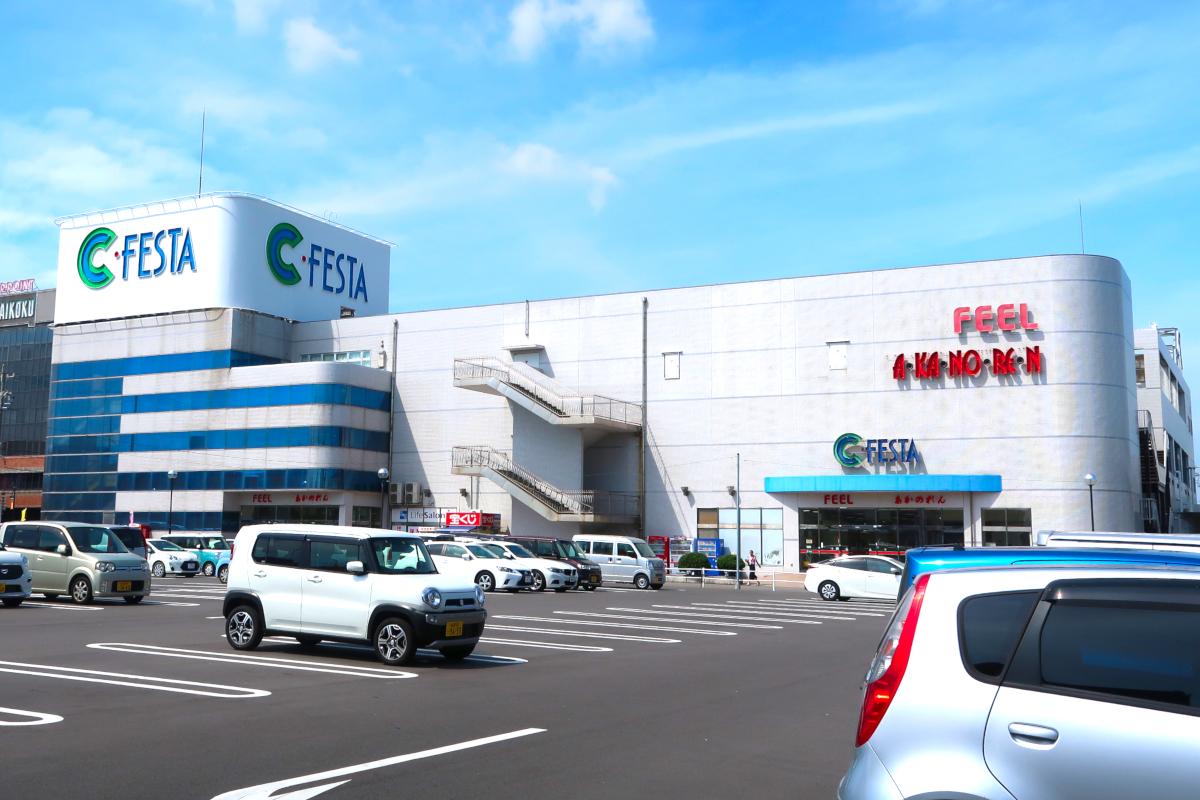 セリア フィールCフェスタ半田店 探訪