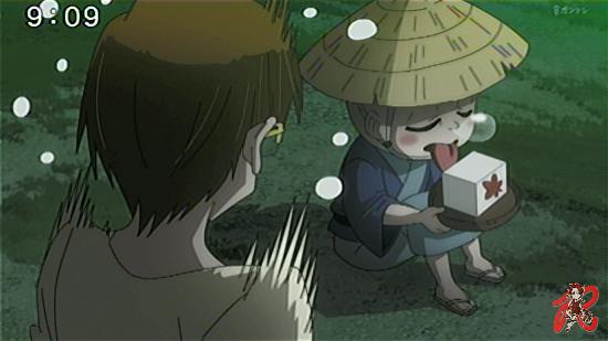 s-6期鬼太郎61話_豆腐小僧のカビパンデミック_000009_A_しかも寝てるし