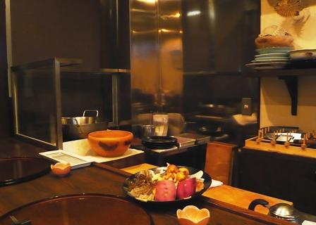心来:店内;厨房1