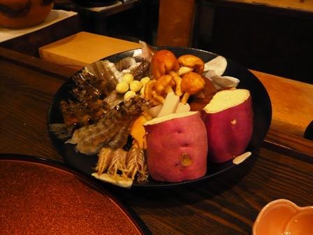 心来:天ぷら食材1