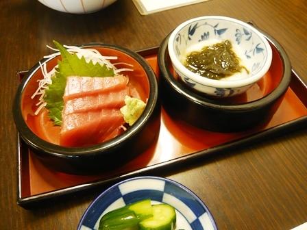 うなぎの宮:ランチ・中丼セット2