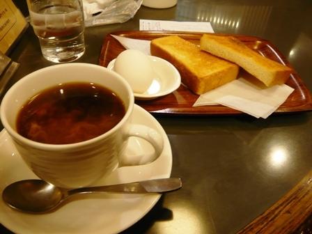 エリカ:アメリカンコーヒー・モーニング1
