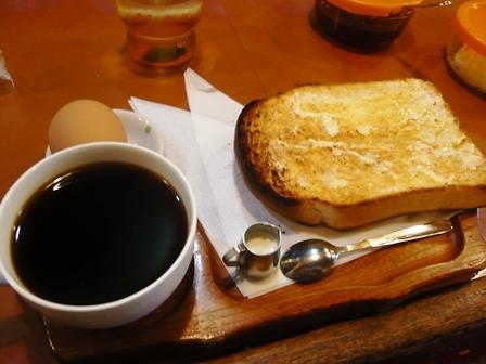 タイムサロン:ブレンドコーヒー・モーニング2