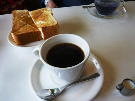 レナ:トラジャブレンドコーヒー・モーニング1