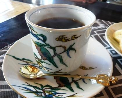 茶十番:アメリカンブレンドコーヒー・モーニング2
