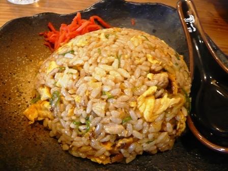 麺家一進:セットチャーハン1