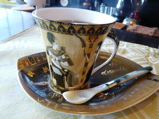 茶十番:ブレンドコーヒー1