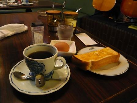 ミハル:アメリカンコーヒー・モーニング1