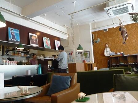 eric-life (=cafe) :店内1