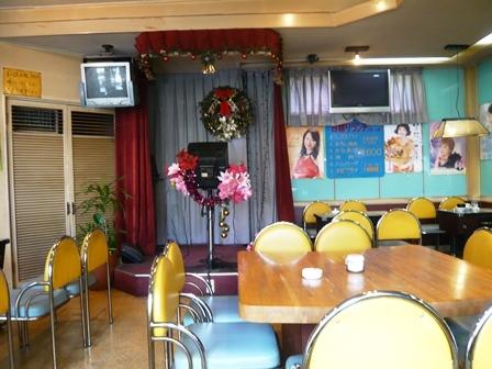 バンバン:店内1