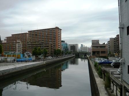 尾頭橋・堀川
