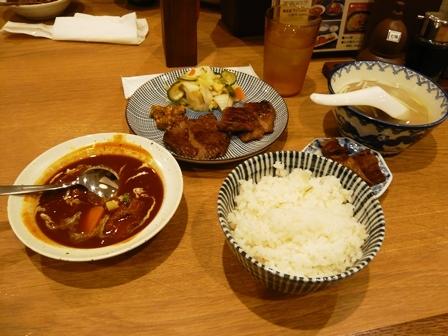 牛たん 東山:東山定食1