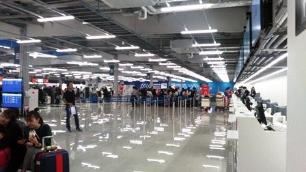 三本珈琲店:中部国際空港第2ターミナルビル;出発ロビー2