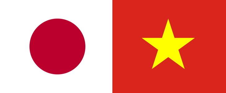 日本VSベトナム