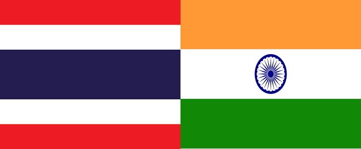 タイVSインド