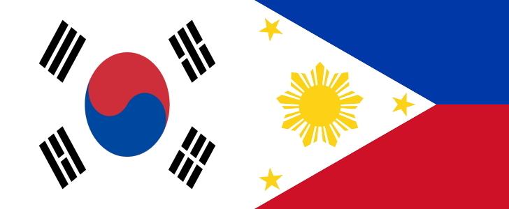 韓国VSフィリピン