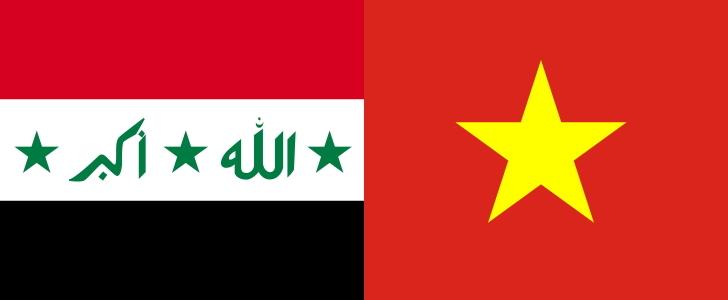 イラクVSベトナム