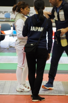 R01061504アジアフェンシング選手権大会