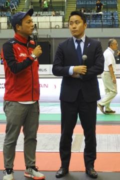 R01061511アジアフェンシング選手権大会