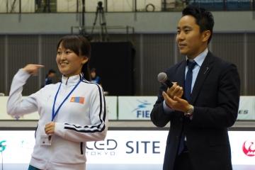 R01061512アジアフェンシング選手権大会