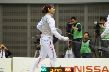 R01061515アジアフェンシング選手権大会