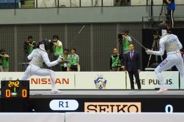 R01061516アジアフェンシング選手権大会