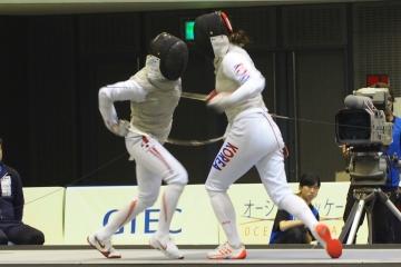 R01061518アジアフェンシング選手権大会