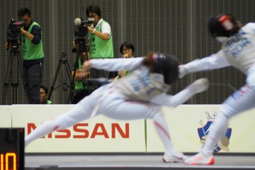 R01061519アジアフェンシング選手権大会