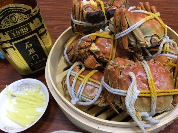 西安_上海蟹