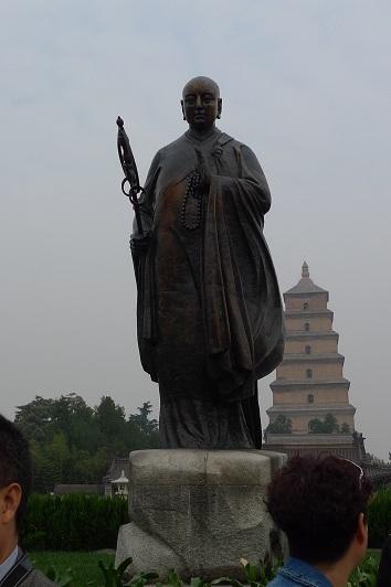 西安_三蔵法師