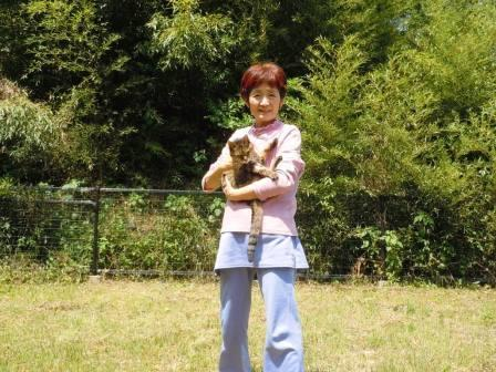 のんちゃんと和子さん1〈2019-05-05)