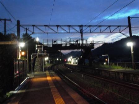 上有田駅4(2019-08-18)