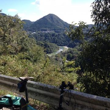道志川の風景ちょっとだけ