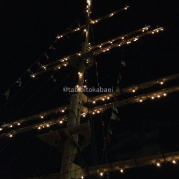 夜の竹芝桟橋_result