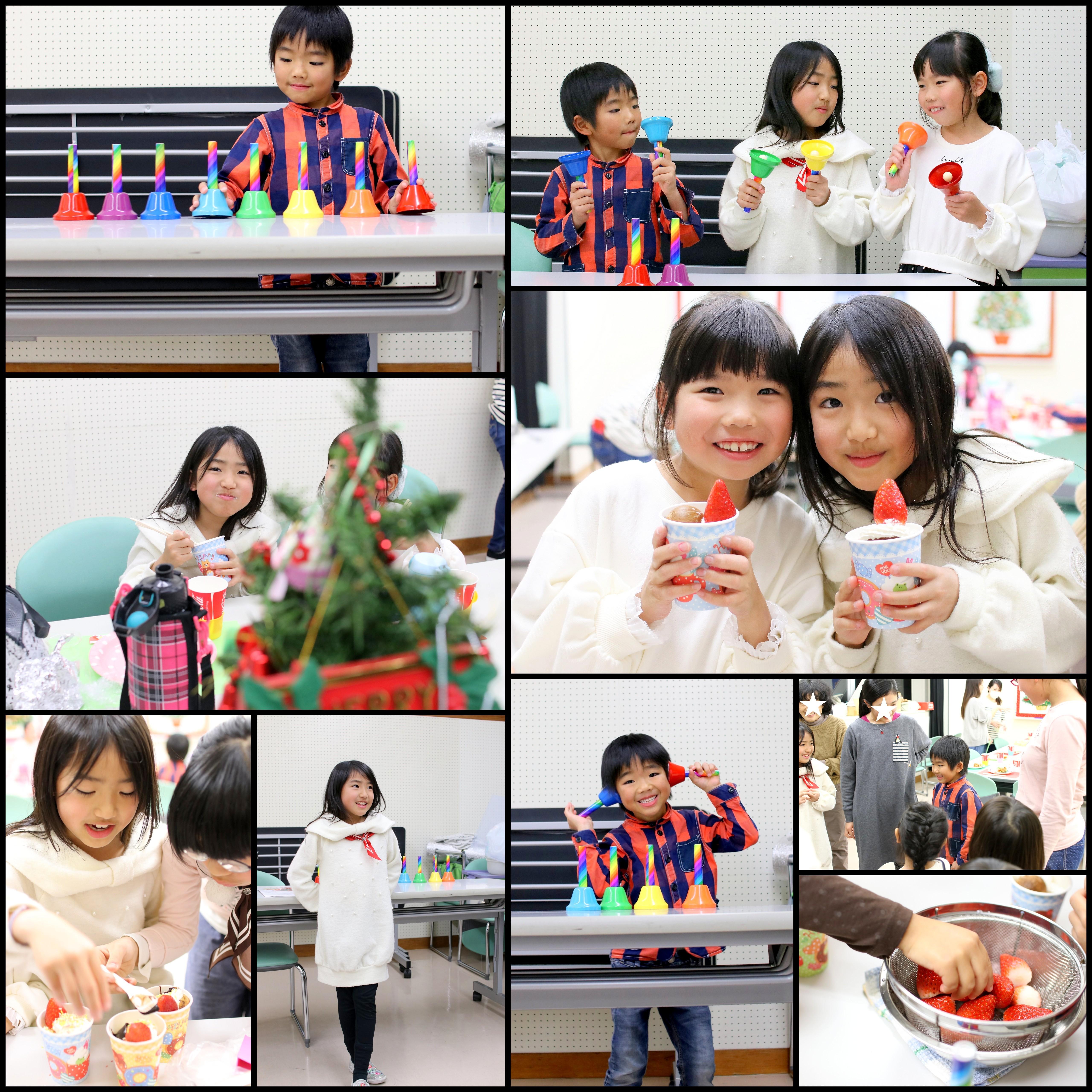 GSクリスマス会1
