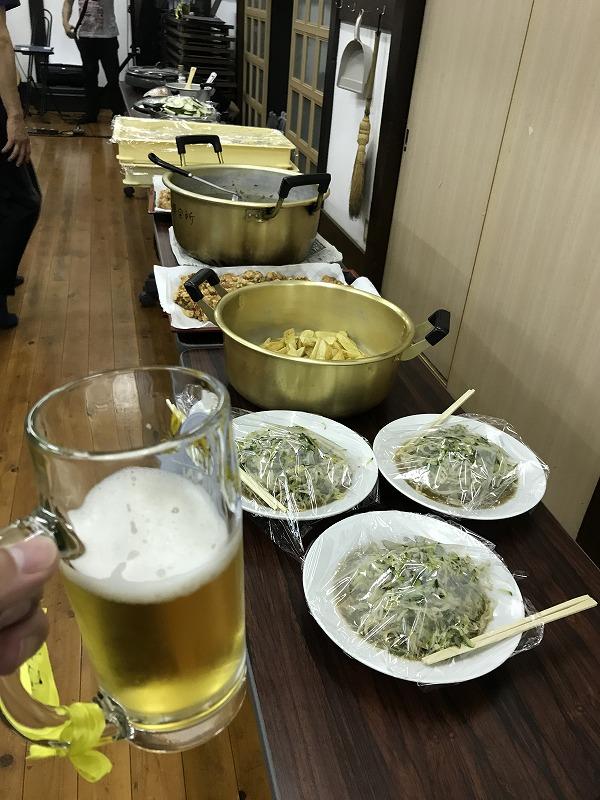 7/26生ビール大会1