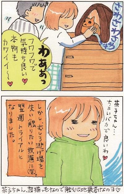 茶子ちゃんが!!② 3-3